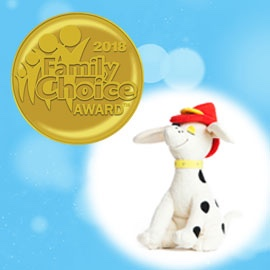 2018 Family Choice Award Winner
